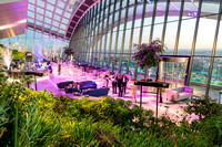 Corporate Event at Sky Garden London